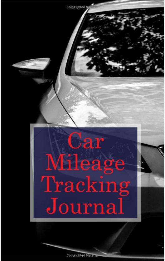 Car Mileage Tracking Log